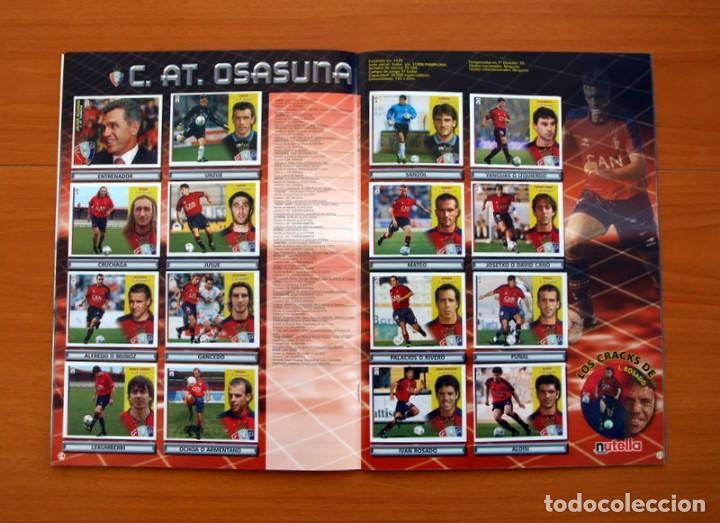 Álbum de fútbol completo: Álbum Completo - Liga 2002-2003, 02-03 - Ediciones Este - Ver fotos y explicaciones en el interior - Foto 14 - 155093778