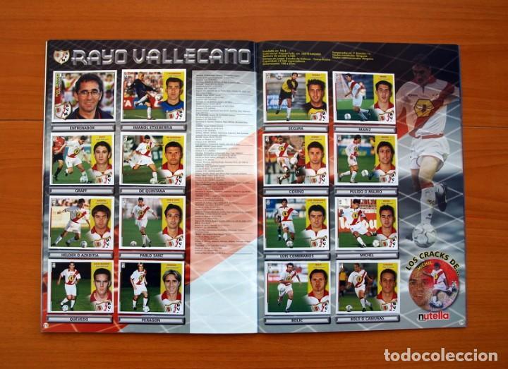 Álbum de fútbol completo: Álbum Completo - Liga 2002-2003, 02-03 - Ediciones Este - Ver fotos y explicaciones en el interior - Foto 16 - 155093778