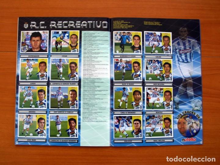 Álbum de fútbol completo: Álbum Completo - Liga 2002-2003, 02-03 - Ediciones Este - Ver fotos y explicaciones en el interior - Foto 17 - 155093778
