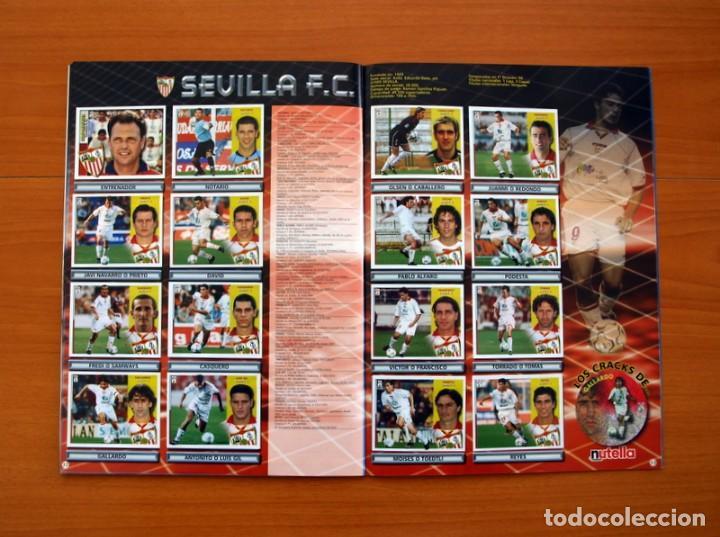 Álbum de fútbol completo: Álbum Completo - Liga 2002-2003, 02-03 - Ediciones Este - Ver fotos y explicaciones en el interior - Foto 18 - 155093778
