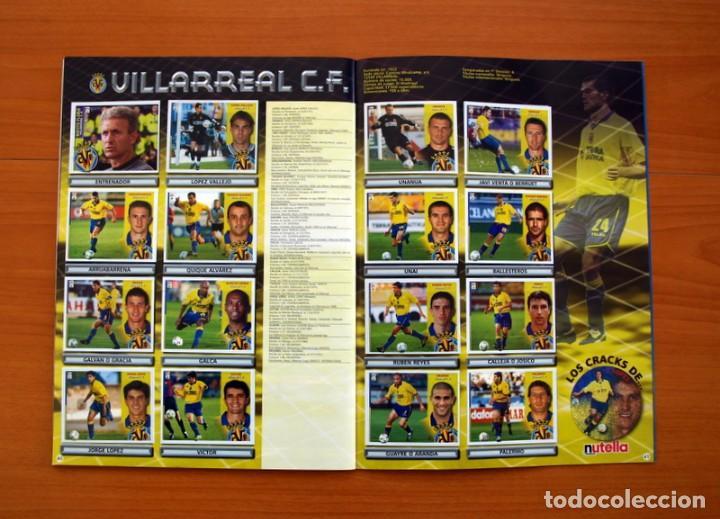 Álbum de fútbol completo: Álbum Completo - Liga 2002-2003, 02-03 - Ediciones Este - Ver fotos y explicaciones en el interior - Foto 22 - 155093778