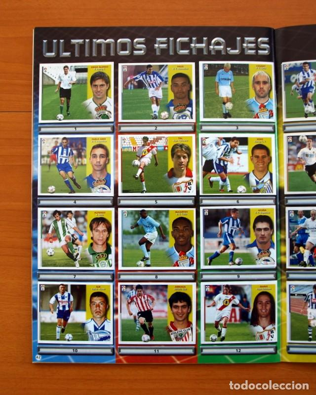 Álbum de fútbol completo: Álbum Completo - Liga 2002-2003, 02-03 - Ediciones Este - Ver fotos y explicaciones en el interior - Foto 23 - 155093778
