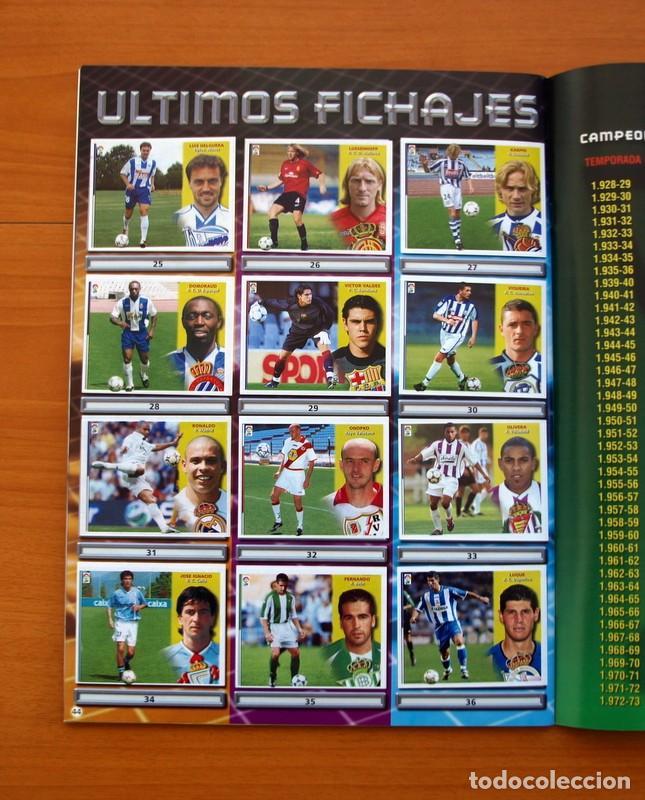 Álbum de fútbol completo: Álbum Completo - Liga 2002-2003, 02-03 - Ediciones Este - Ver fotos y explicaciones en el interior - Foto 25 - 155093778