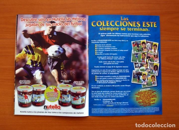 Álbum de fútbol completo: Álbum Completo - Liga 2002-2003, 02-03 - Ediciones Este - Ver fotos y explicaciones en el interior - Foto 28 - 155093778