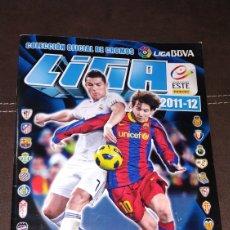 Álbum de fútbol completo: ALBUM LIGA 2011/12 EDICIONES ESTE COMPLETO VER FOTOS. Lote 155704626