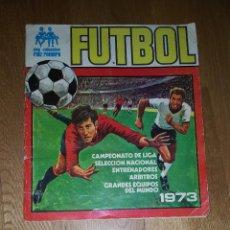 Álbum de fútbol completo: FÚTBOL, CAMPEONATO DE LIGA 1972 -1973, 72 -73 - EDITORIAL RUIZ ROMERO - COMPLETO + SOBRE CROMO VACIO. Lote 155885362