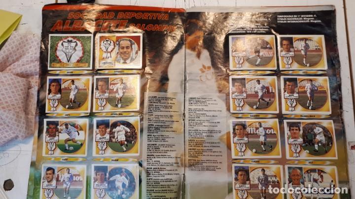 Álbum de fútbol completo: Álbum liga 94 95 completo - Foto 3 - 155921398