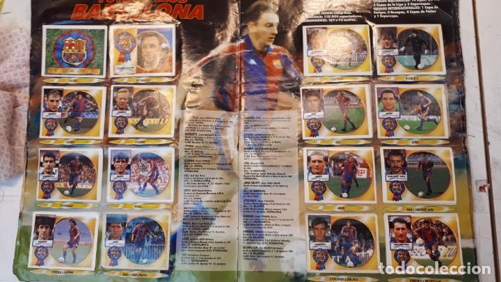 Álbum de fútbol completo: Álbum liga 94 95 completo - Foto 4 - 155921398