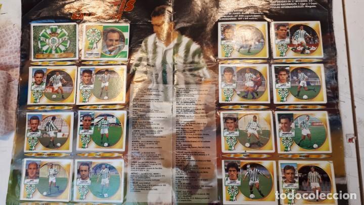 Álbum de fútbol completo: Álbum liga 94 95 completo - Foto 5 - 155921398
