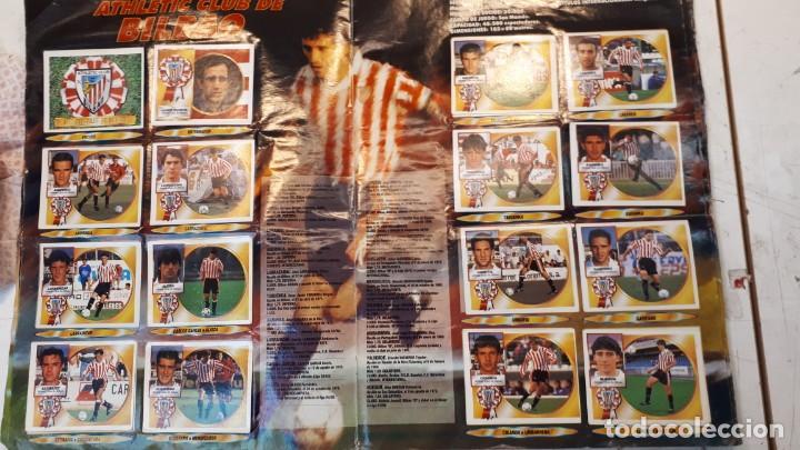 Álbum de fútbol completo: Álbum liga 94 95 completo - Foto 6 - 155921398