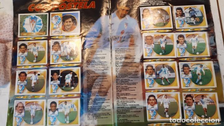 Álbum de fútbol completo: Álbum liga 94 95 completo - Foto 8 - 155921398