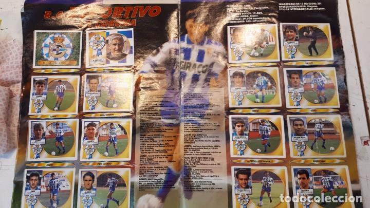 Álbum de fútbol completo: Álbum liga 94 95 completo - Foto 9 - 155921398