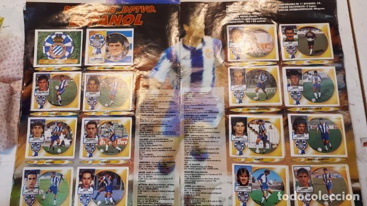 Álbum de fútbol completo: Álbum liga 94 95 completo - Foto 10 - 155921398