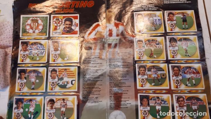 Álbum de fútbol completo: Álbum liga 94 95 completo - Foto 11 - 155921398