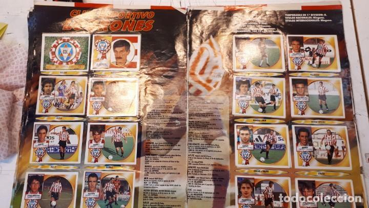 Álbum de fútbol completo: Álbum liga 94 95 completo - Foto 12 - 155921398