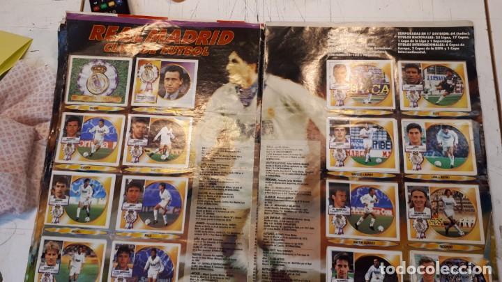 Álbum de fútbol completo: Álbum liga 94 95 completo - Foto 14 - 155921398