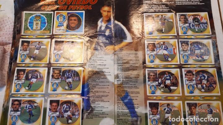 Álbum de fútbol completo: Álbum liga 94 95 completo - Foto 15 - 155921398
