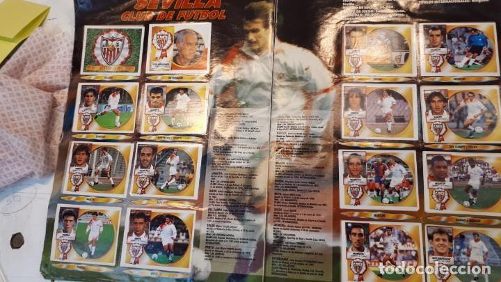 Álbum de fútbol completo: Álbum liga 94 95 completo - Foto 17 - 155921398