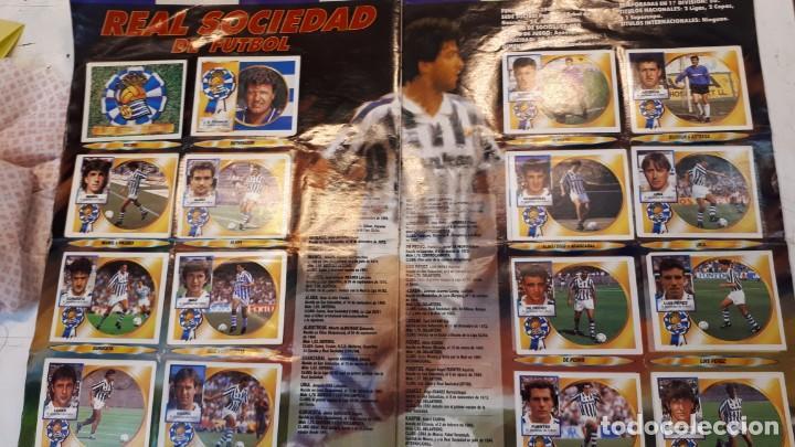 Álbum de fútbol completo: Álbum liga 94 95 completo - Foto 18 - 155921398