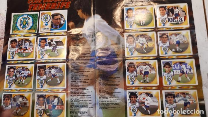 Álbum de fútbol completo: Álbum liga 94 95 completo - Foto 19 - 155921398