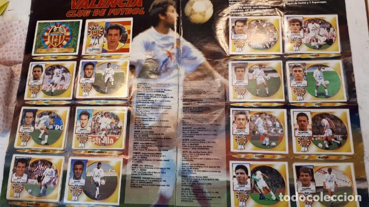 Álbum de fútbol completo: Álbum liga 94 95 completo - Foto 20 - 155921398