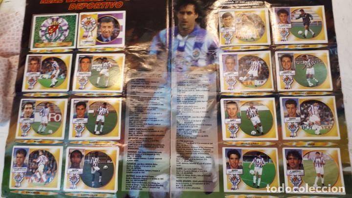 Álbum de fútbol completo: Álbum liga 94 95 completo - Foto 21 - 155921398