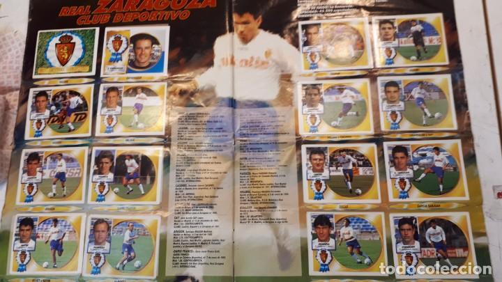 Álbum de fútbol completo: Álbum liga 94 95 completo - Foto 22 - 155921398