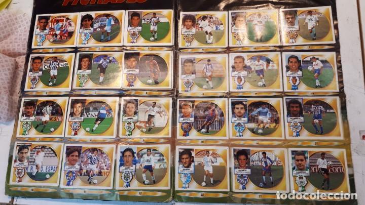 Álbum de fútbol completo: Álbum liga 94 95 completo - Foto 23 - 155921398