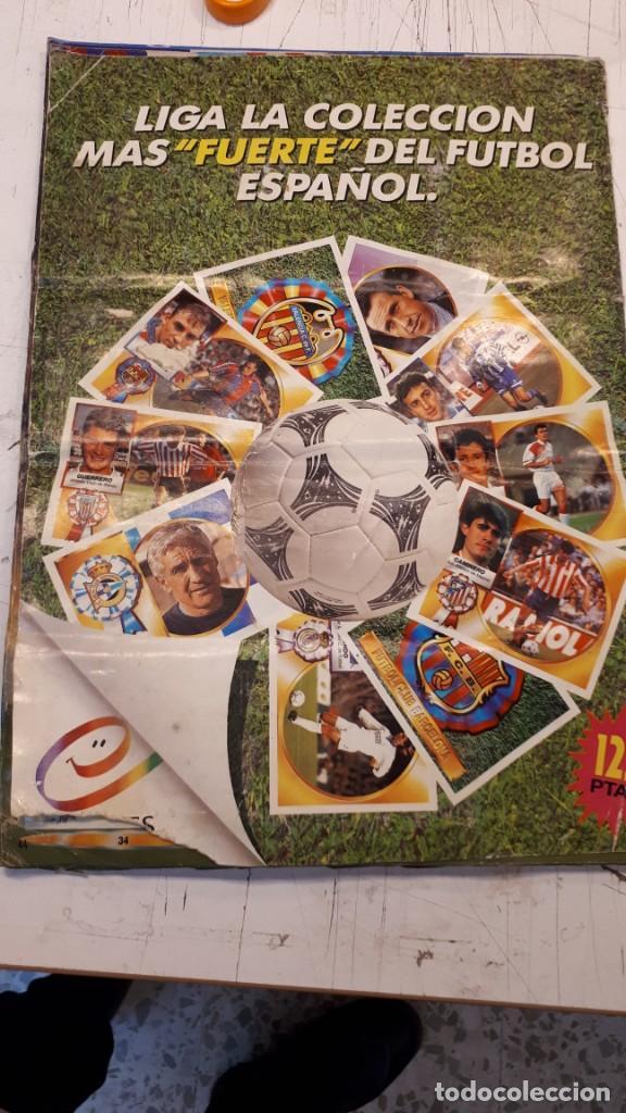 Álbum de fútbol completo: Álbum liga 94 95 completo - Foto 25 - 155921398