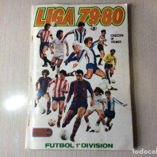 Álbum de fútbol completo: ALBUM ESTE LIGA 79-80 CON COLOCAS FUTBOL 1ª DIVISION. Lote 155926174