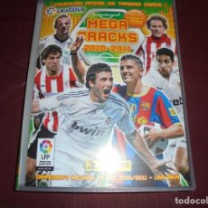 Álbum de fútbol completo: MAGNIFICO ALBUM DE FUTBOL MEGACRACKS 2010-2011 PANINI CON 504 MAS 63 TOTAL 567 CROMOS. Lote 156026066