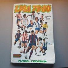 Álbum de fútbol completo: ÁLBUM COMPLETO LIGA ESTE 79 80 1979 1980 CON LA VERSIÓN IMPOSIBLE DE SIMONSSEN. Lote 105569843