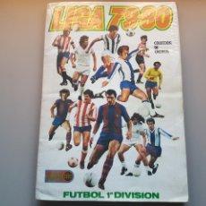 Álbum de fútbol completo: ALBUM COMPLETO TODO EDITADO LIGA ESTE 79 80 1979 1980 CON DOBLE IMAGEN SIMONSSEN. Lote 156956828