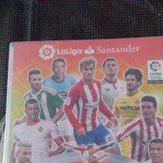 Álbum de fútbol completo: ADRENALYN XL 2016-2017 (16-17). COLECCION COMPLETA. Lote 156974426