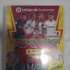 Álbum de fútbol completo: ADRENALYN 2019 COLECCION COMPLETA. Lote 158255394