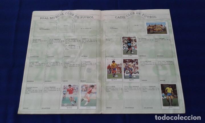 Álbum de fútbol completo: ALBUM DE CROMOS 83-84 CANO - Foto 6 - 158270426