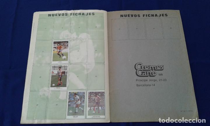 Álbum de fútbol completo: ALBUM DE CROMOS 83-84 CANO - Foto 8 - 158270426