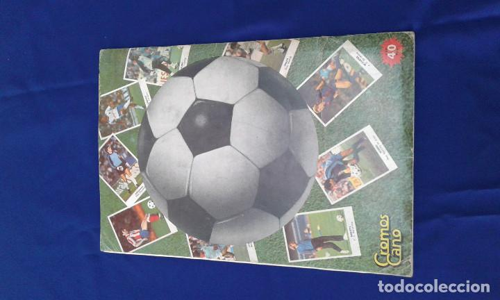 Álbum de fútbol completo: ALBUM DE CROMOS 83-84 CANO - Foto 9 - 158270426