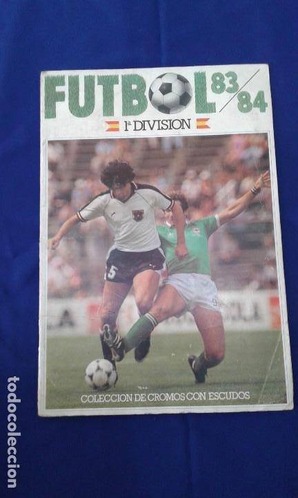 Álbum de fútbol completo: ALBUM DE CROMOS 83-84 CANO - Foto 2 - 158270426