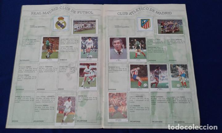 Álbum de fútbol completo: ALBUM DE CROMOS 83-84 CANO - Foto 11 - 158270426