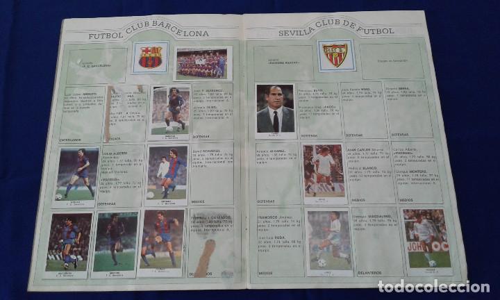 Álbum de fútbol completo: ALBUM DE CROMOS 83-84 CANO - Foto 12 - 158270426