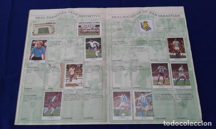 Álbum de fútbol completo: ALBUM DE CROMOS 83-84 CANO - Foto 13 - 158270426