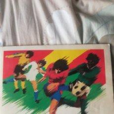Álbum de fútbol completo: FUTBOL 82 PRIMERA Y SEGUNDA DIVISIÓN PANINI CROMO CROM. Lote 159109793