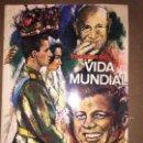 Álbum de fútbol completo: CHOCOLATES SIMÓN ALBUM 3 AÑOS DE VIDA MUNDIAL. Lote 159458738