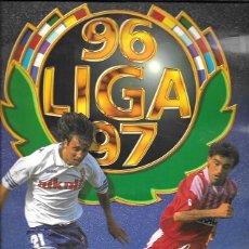 Álbum de fútbol completo: LIGA 1996-1997. COLECCIONES ESTE. COMPLETO (INCLUYE DOBLES Y ÚLTIMOS FICHAJES). Lote 159530414