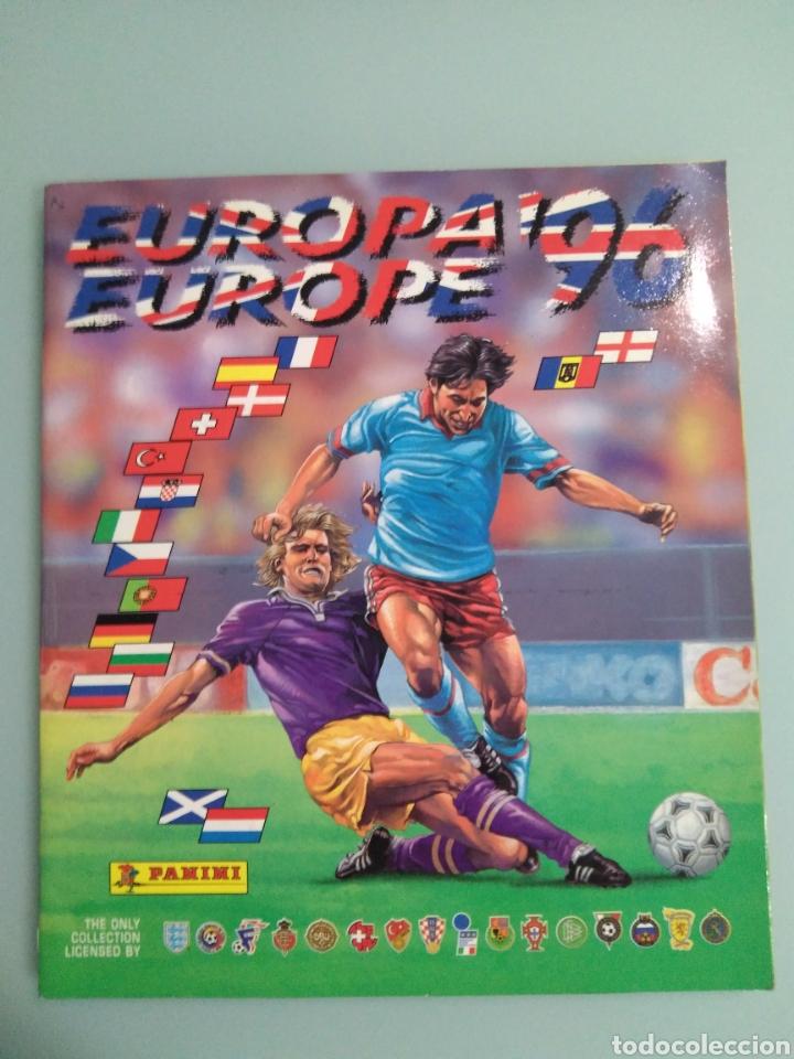 Cromos Euro 96 Panini