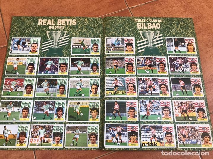 Álbum de fútbol completo: Álbum Ediciones Este 86-87 Completo Muchos dobles 1986-87 - Foto 3 - 160054432