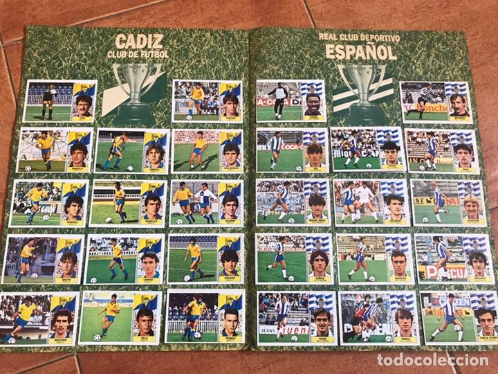 Álbum de fútbol completo: Álbum Ediciones Este 86-87 Completo Muchos dobles 1986-87 - Foto 4 - 160054432