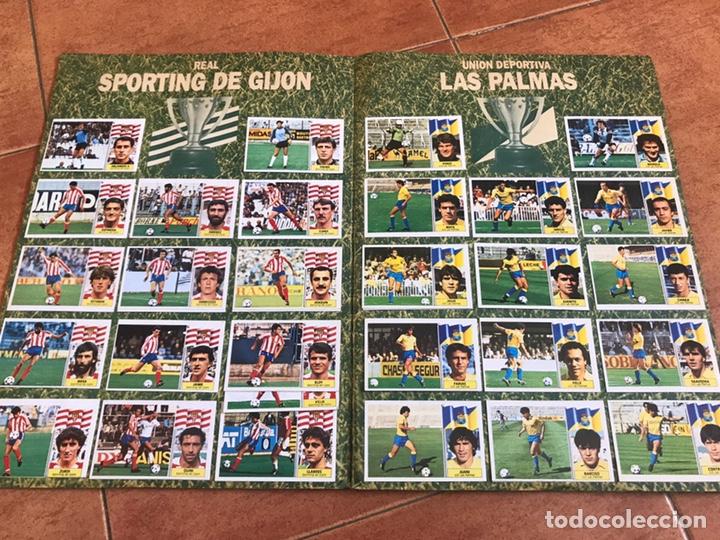 Álbum de fútbol completo: Álbum Ediciones Este 86-87 Completo Muchos dobles 1986-87 - Foto 5 - 160054432