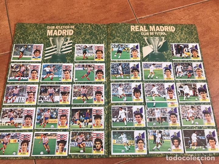Álbum de fútbol completo: Álbum Ediciones Este 86-87 Completo Muchos dobles 1986-87 - Foto 6 - 160054432